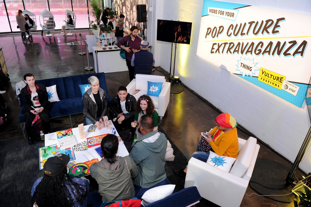 Vulture Festival Activation