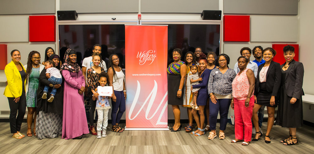 2017 Washington, DC Moms Who Enterprise Graduating Cohort
