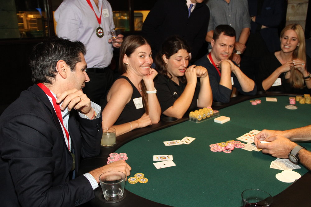 Final Table having fun.JPG
