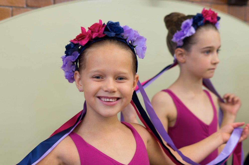 En Pointe Grade 1 Classical Ballet, RAD, York