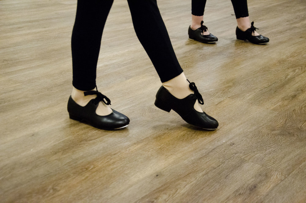 Tap classes at En Pointe in York