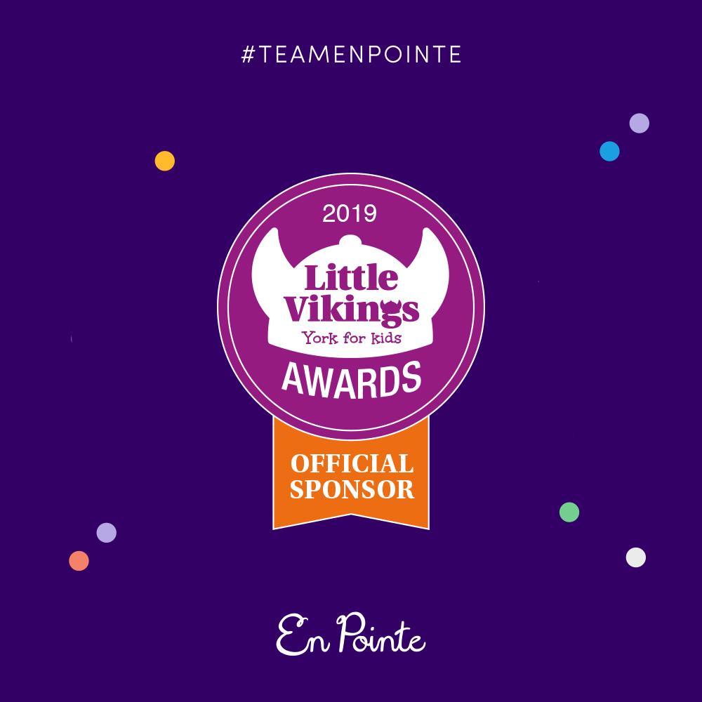 En Pointe Dance School - Sponsor of the Awards