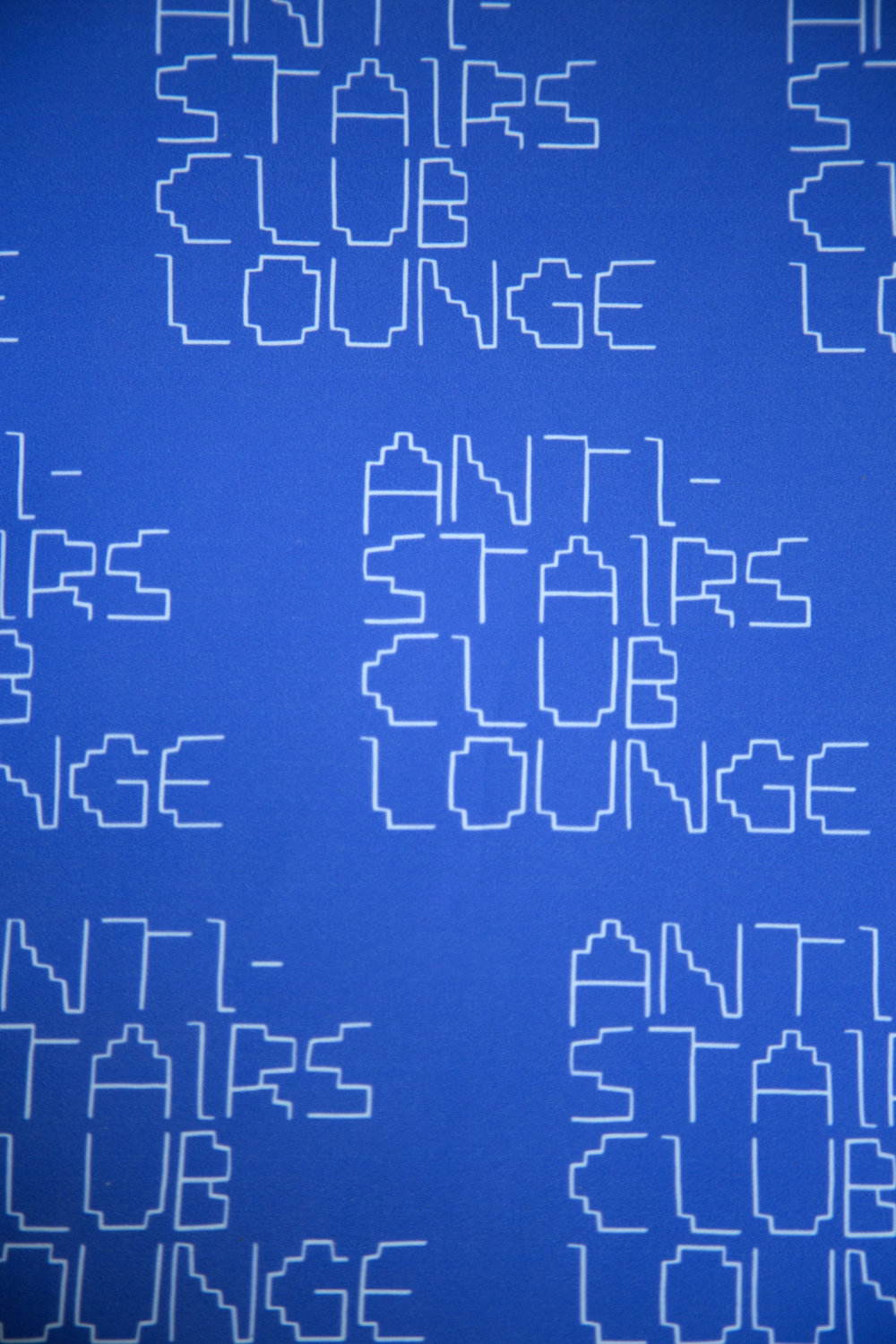 Anti-Stairs Club Lounge by Shannon Finnegan  Photo by Verónica González Mayoral