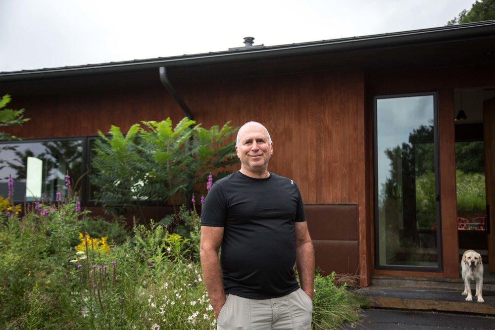 DAN STERNBERG - Chairman of the Board