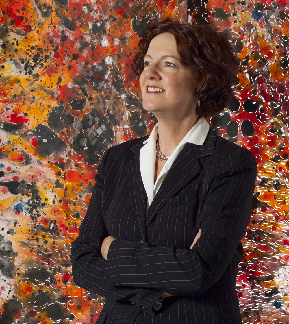 Visiting Artist Lecture:  Mary Birmingham -