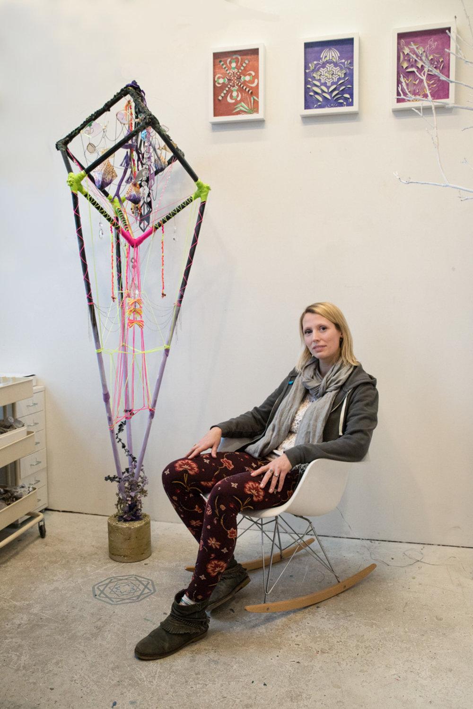 Visiting Artist Lecture:Katerina Lanfranco -