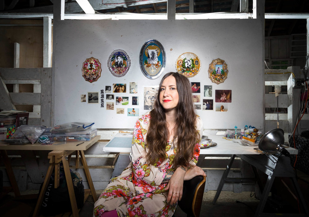 LIBBY PALOMA - Artist-in-Residence