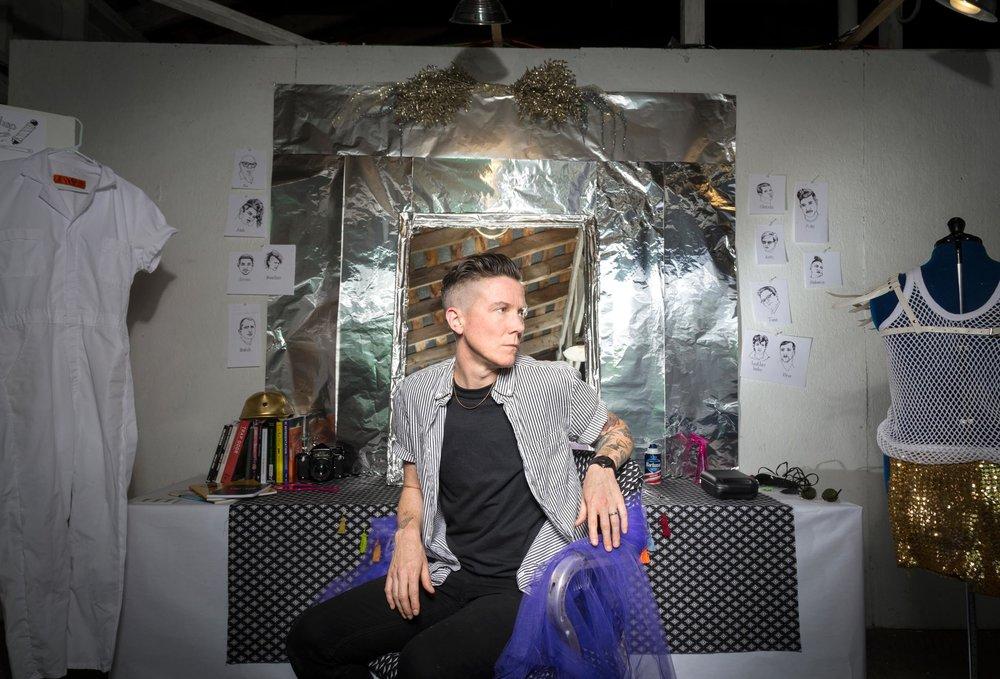 ACE LEHNER - Artist-in-Residence