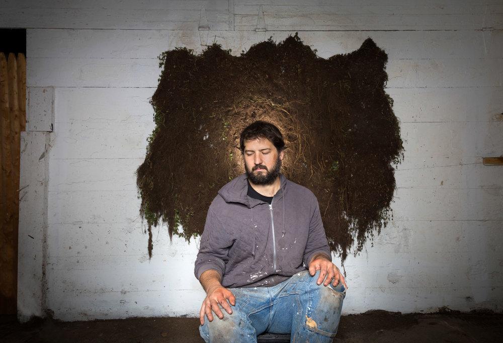 DANIEL PHILLIPS - Artist-in-Residence
