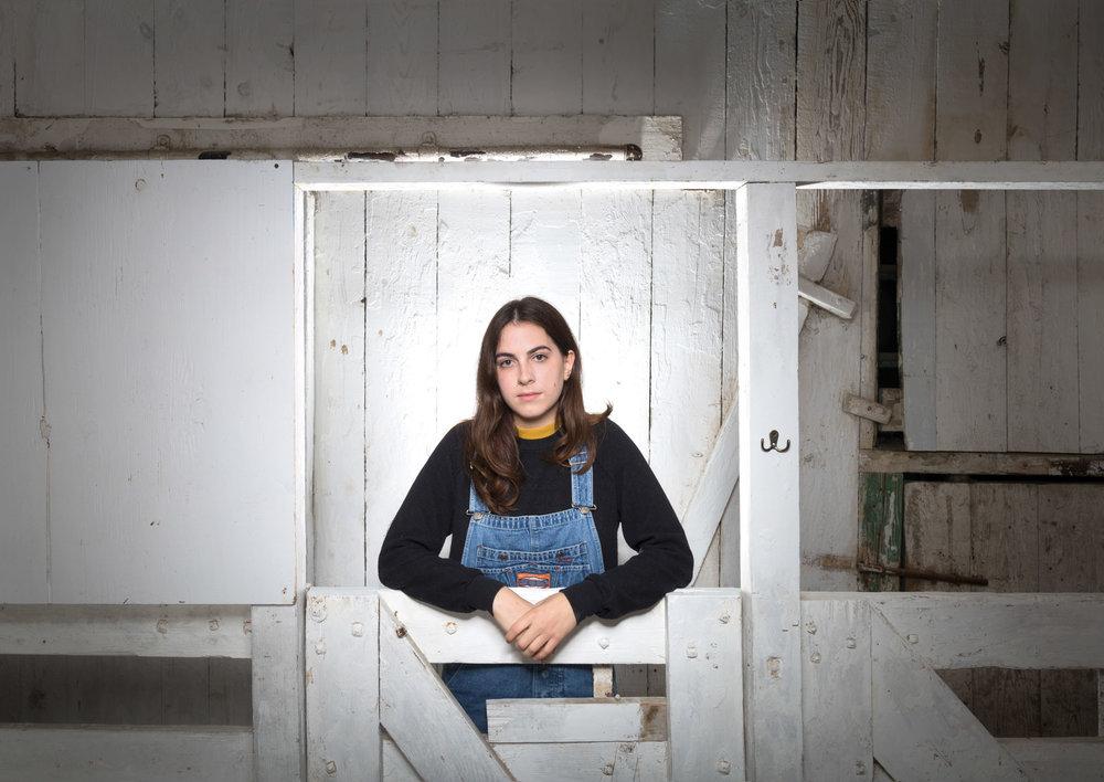 ELLIE TOMLINSON - Artist-in-Residence