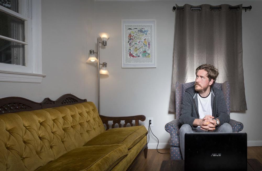 TIM HARDING - Artist-in-Residence