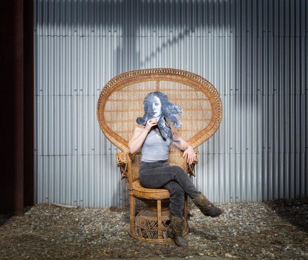 GWEN SHOCKEY - Artist-in-Residence
