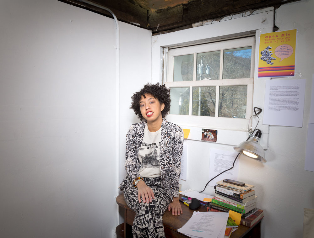 TIFFANY JOY BUTLER - Artist-in-Residence