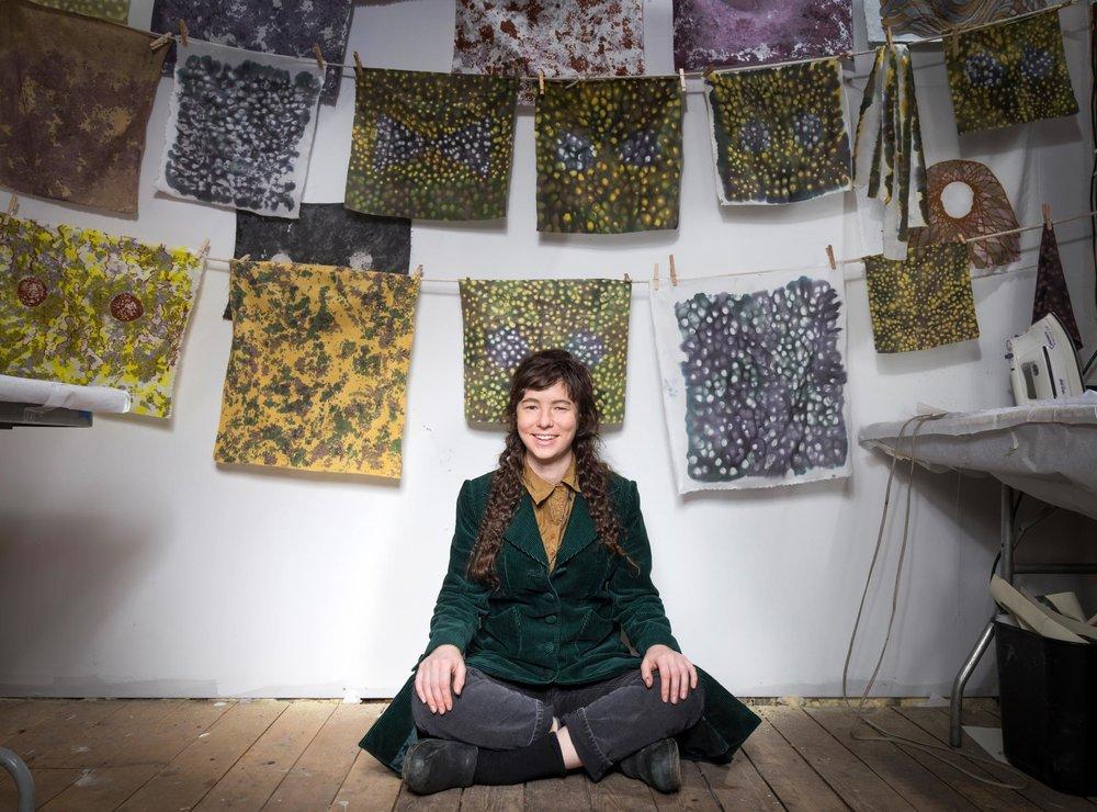 LENA SCHMID - Artist-in-Residence