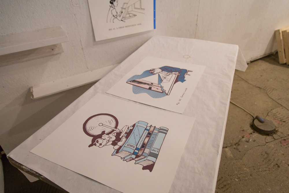 HENRY GEPFER - Artist-in-Residence