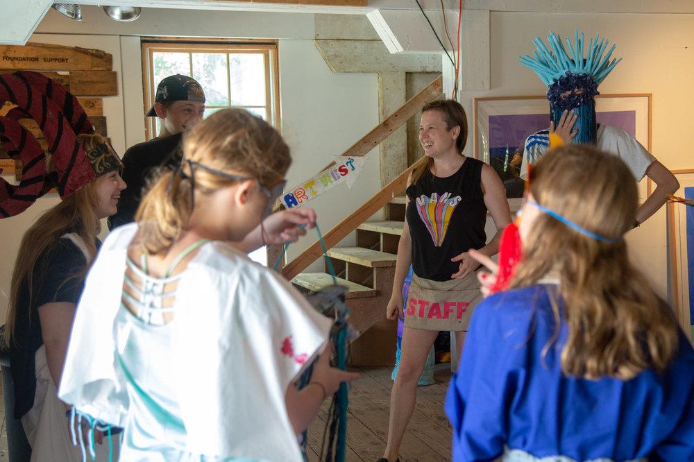 Camp Wassaic - Summer Arts Program for Students Grades 6–9