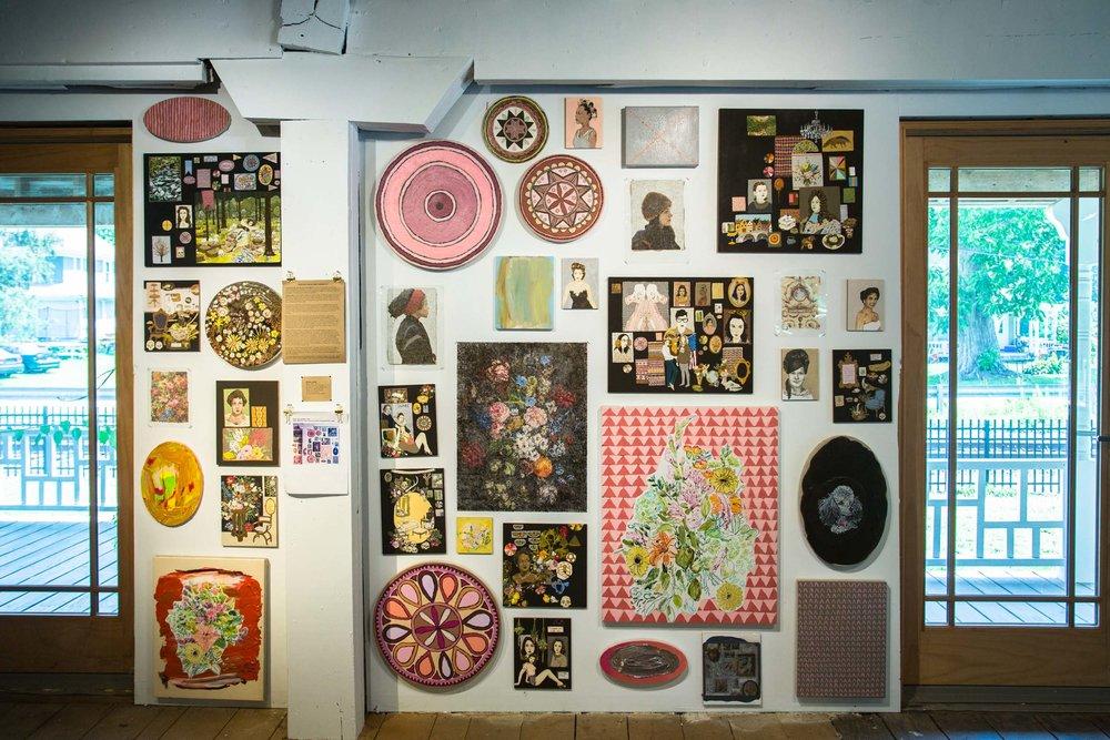 KIRSTIN LAMB - Exhibition Artist