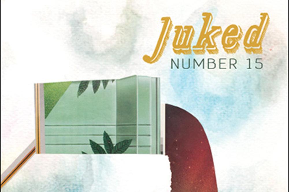 Juked Magazine Visits Wassaic -