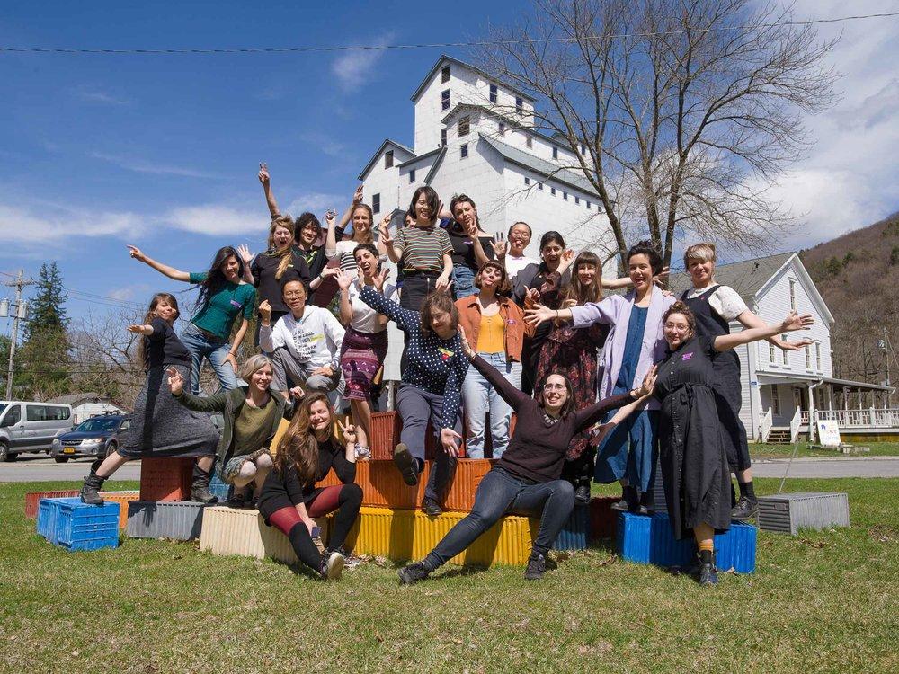 eTextile Spring Break Community Social -