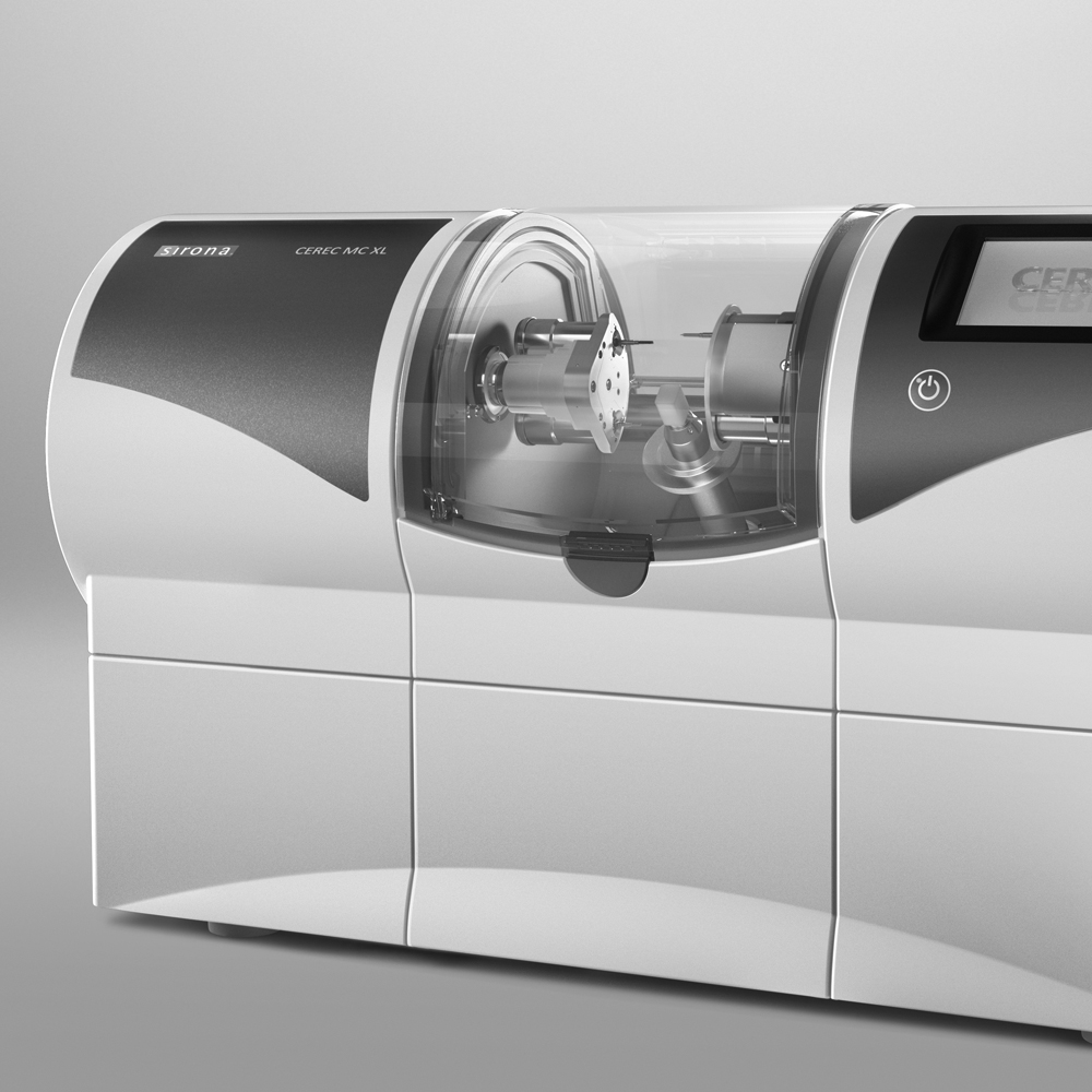 inLab MC XL is the fast wet milling and grinding unit with many production options for your dental laboratory. You benefit from high speed and precision and can switch from grinding to milling in just a few steps. The large selection of materials and many uses give you particularly flexible and efficient production options.