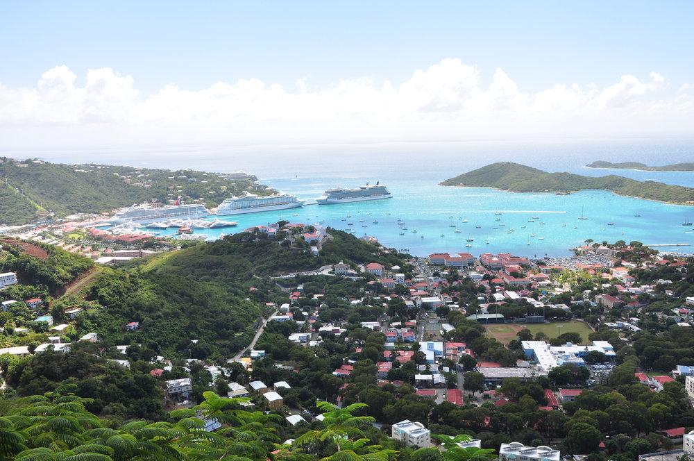 St Thomas Cruise