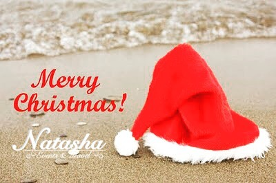 Wishing all of those celebrating a Merry Christmas! #christmas #happyholidays #natashaeventsandtravel #destinationweddingspecialist #travelagent