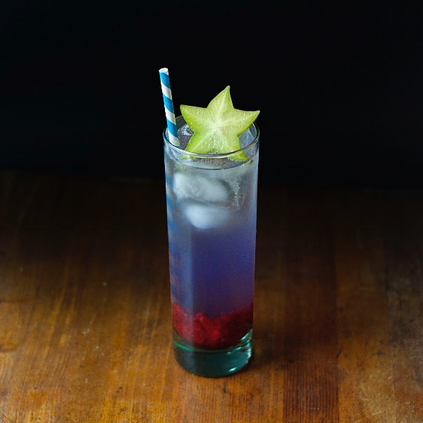 The Star - Aquarius Themed Cocktail
