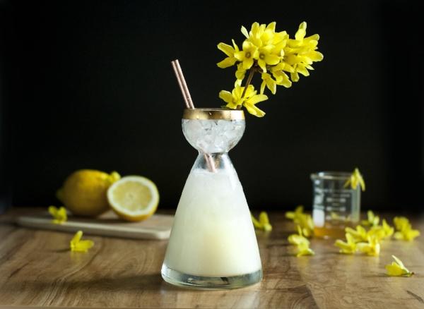 Forsythia Honey + Yogurt Bees Knees Riff
