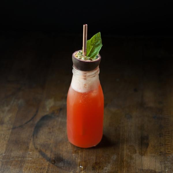 Summer of '92 - Ramune Soda Cocktail