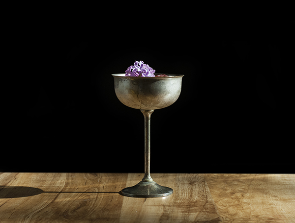 Foraged Cocktails: Making Lilac Liqueur and a Lilac Sidecar
