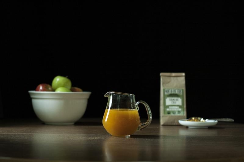 Turmeric Chai Tea Syrup
