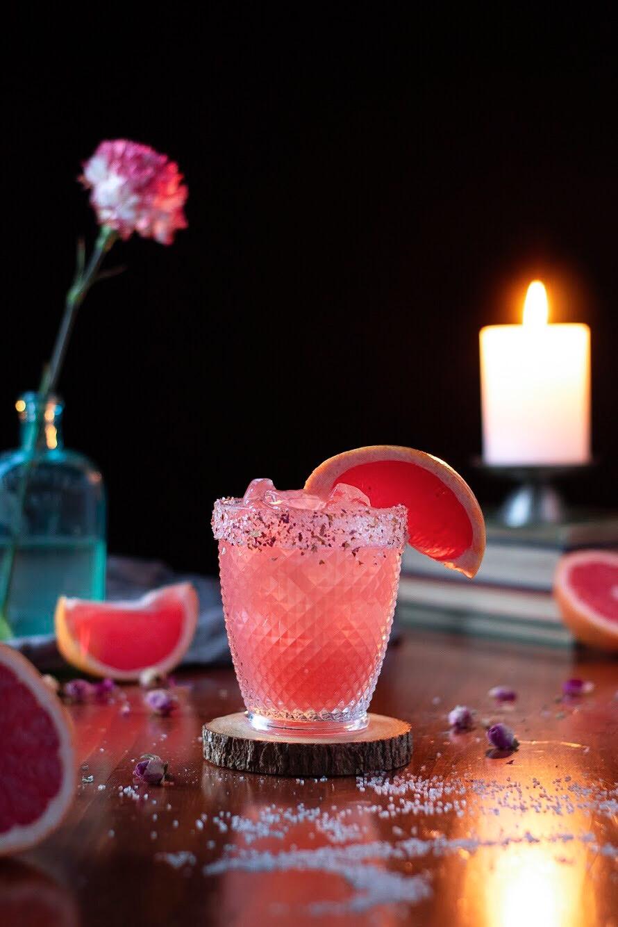 Raspberry Jasmine Green Tea Paloma