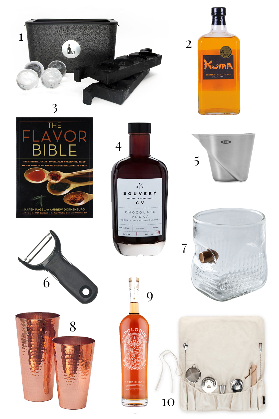 Moody Mixologist 2018 Last minute holiday gift guide