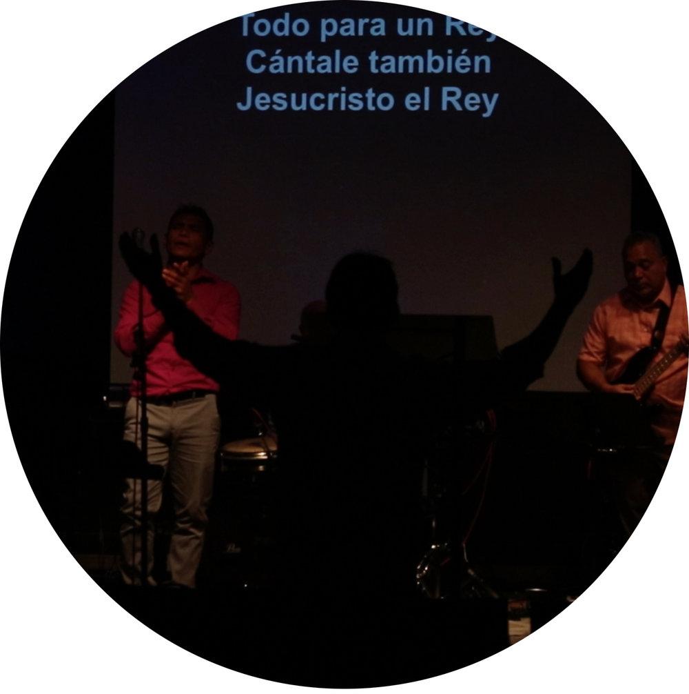 ANASTASIA CHURCH EN ESPAÑOL -