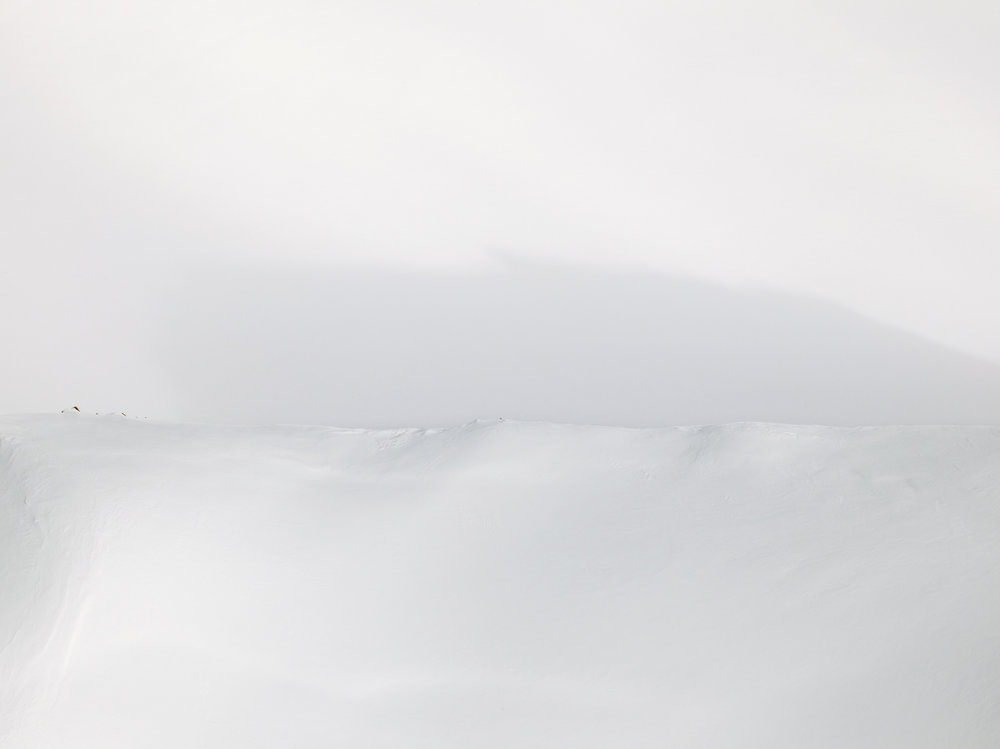 Shadow's Edge, Recherchebreen, Wedel Jarlsberg Land, Svalbard, Norway