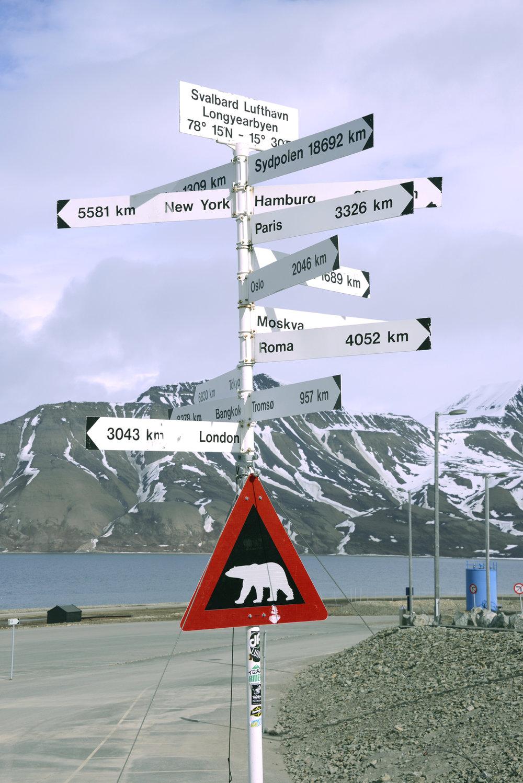 Longyearbyen Airport, Norway