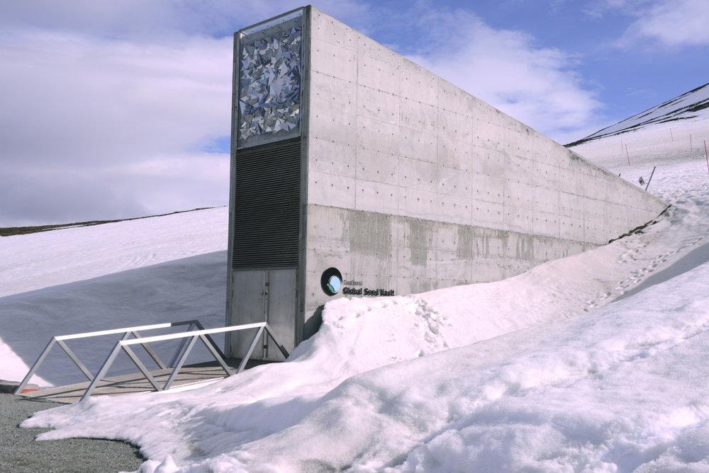 The Svalbard National Seed Vault