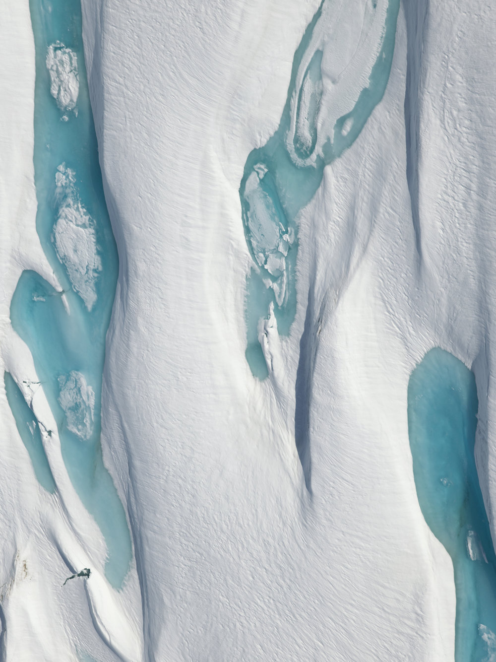 The landscape of Svalbard captured during 3 days of aerial photography.