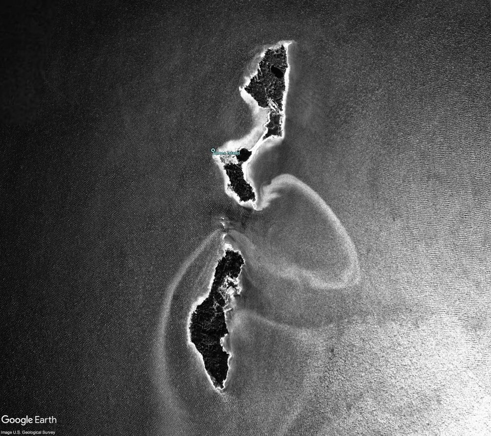 James Island, 1998