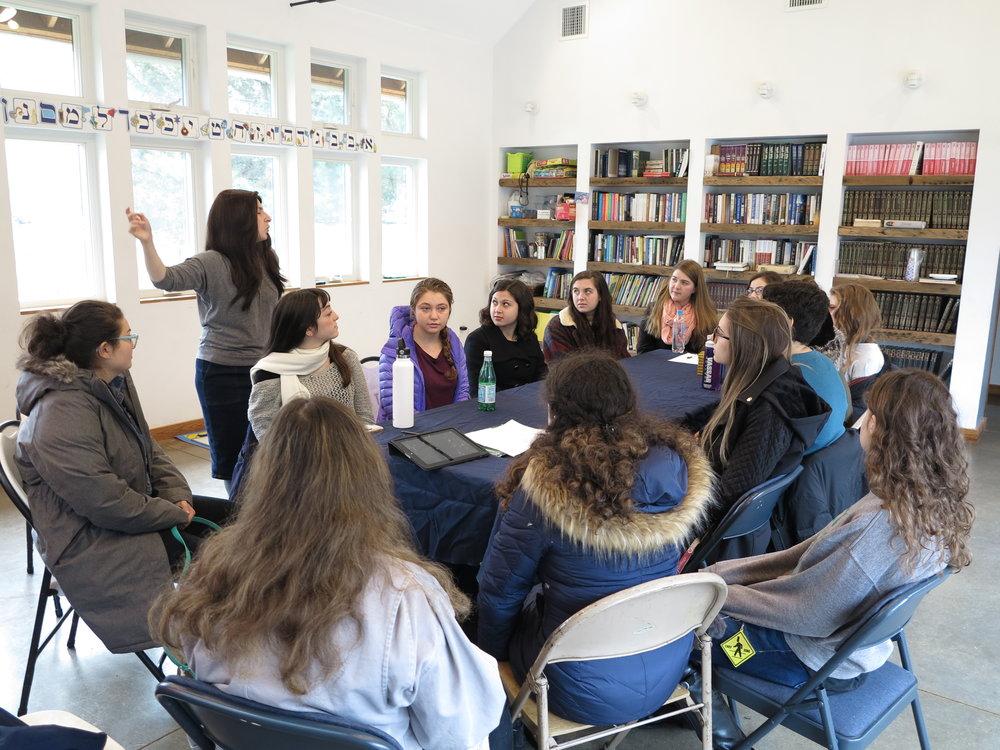 Jewish Learning -
