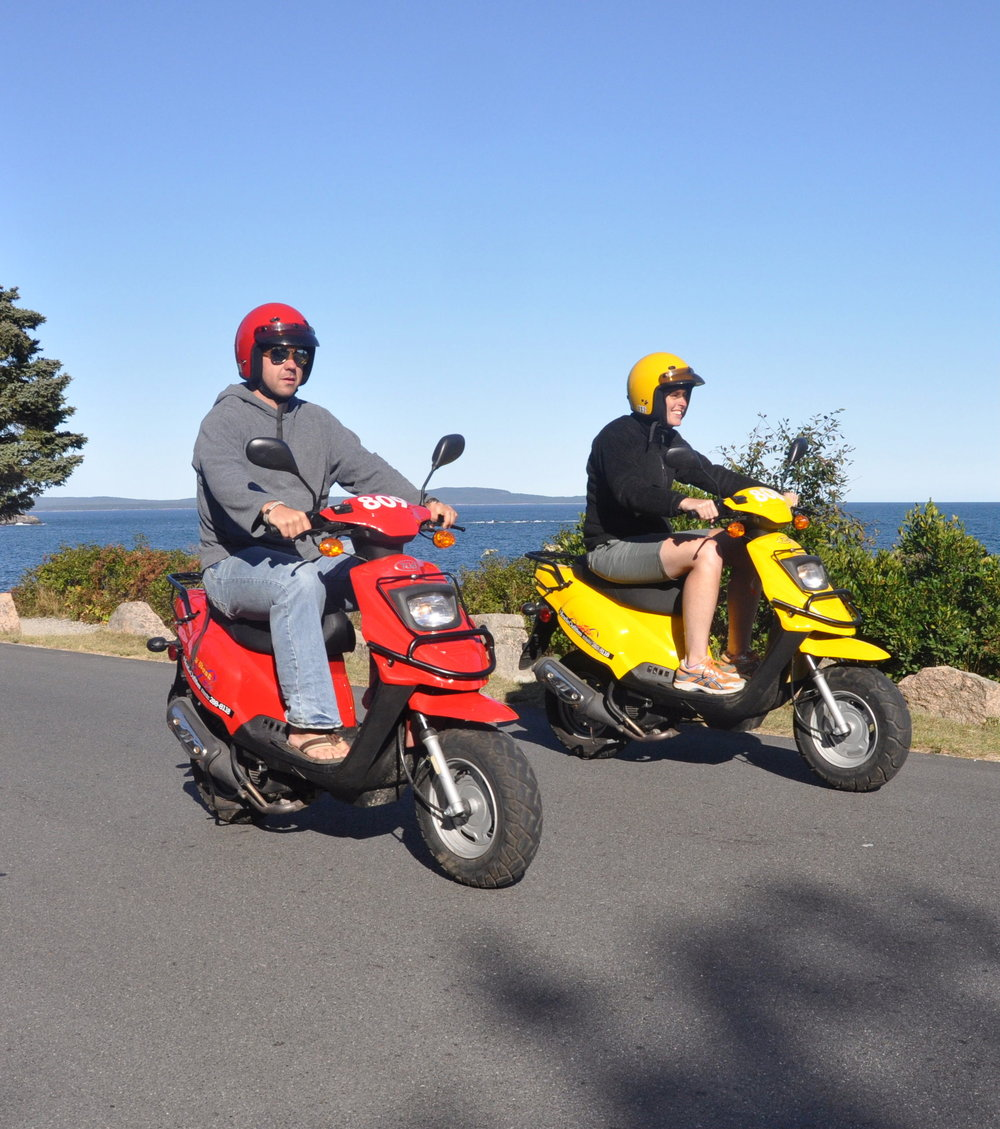 Scooters Acadia Outfitters