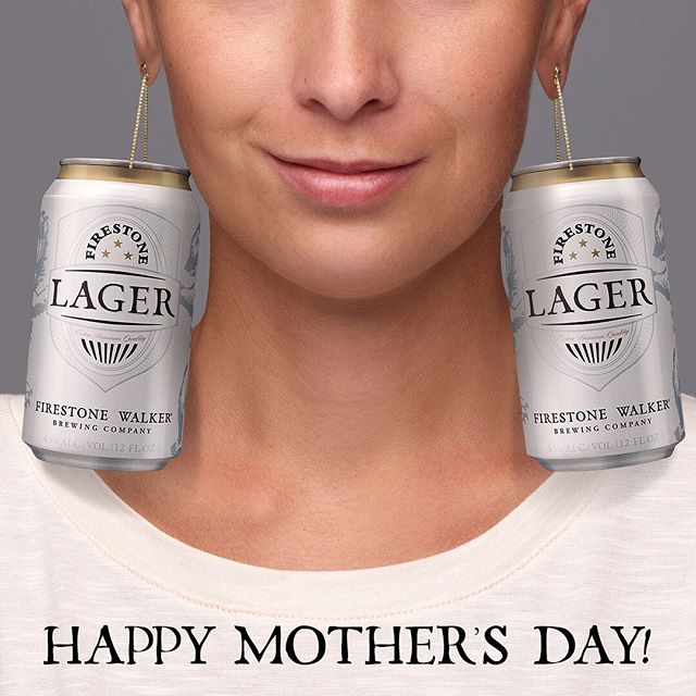 The Mother's Day gift that keeps on giving. #firestonelager #mothersday #giftideas
