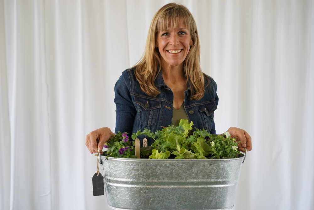 Nicole Burke Owner of Gardenary