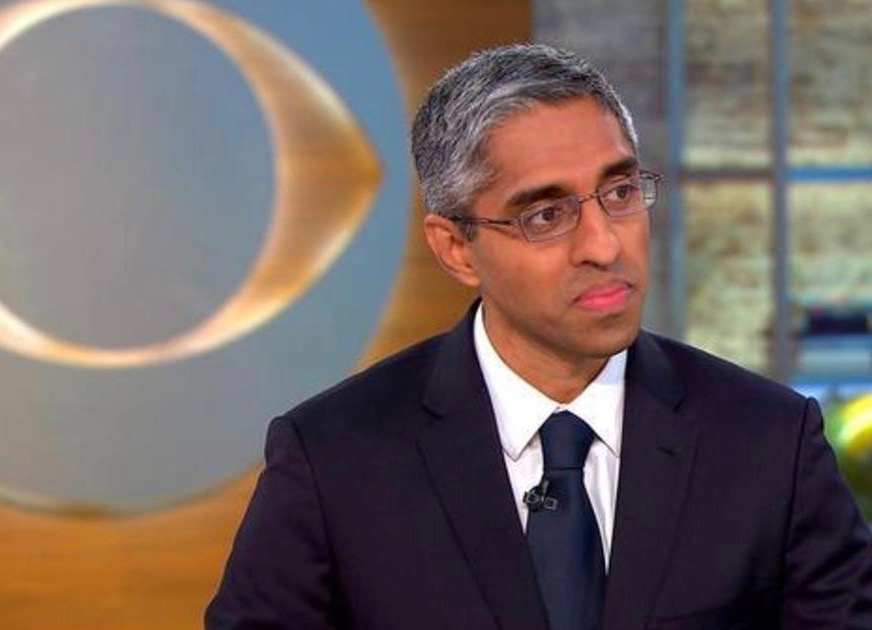 Former Surgeon General, Dr. Vivek Murthy