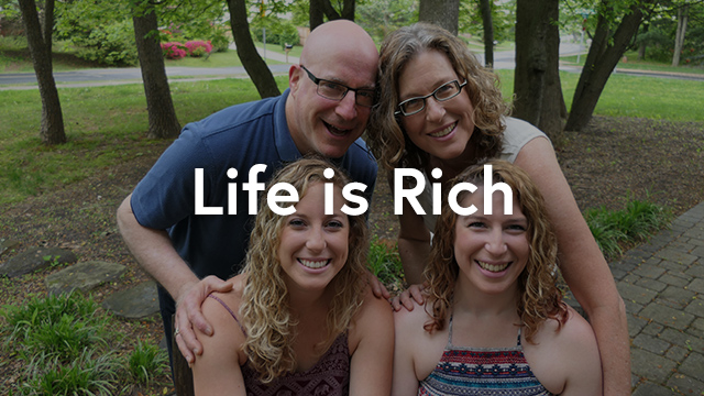Life is Rich