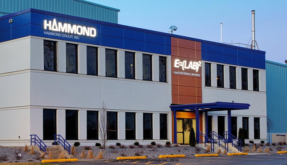哈蒙德集团是一家专门为客户提供新特材料的公司。已有超过85年的历史。