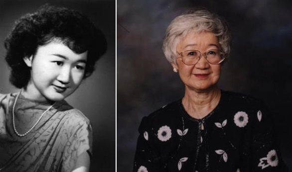 Photos: (L)1948 and (R) 2000