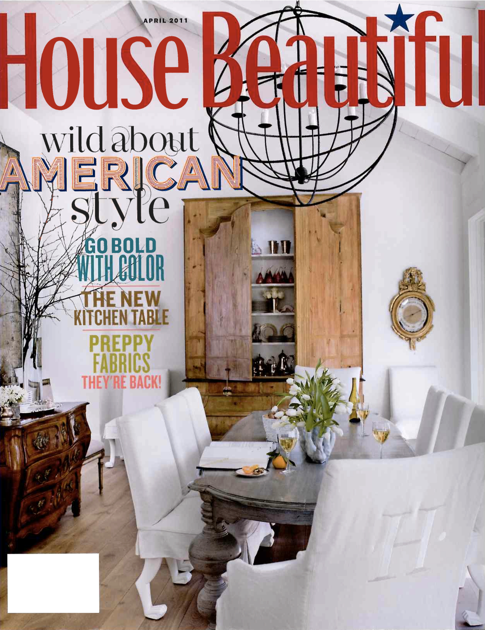 House Beautiful - 2011Featured: Laurel GroveView PDF