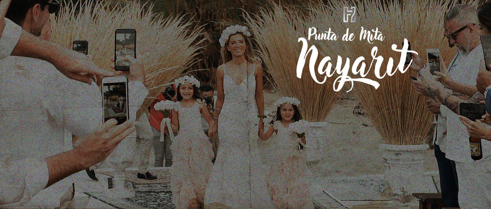 Nayarit | Punta de Mita Wedding - MX - H2 WEDDING FILMS PRESENTS ~MARCELA AND RICK'S WEDDING |
