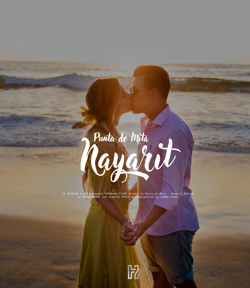 NAYARIT WeddingFamily, Love & ALOK -
